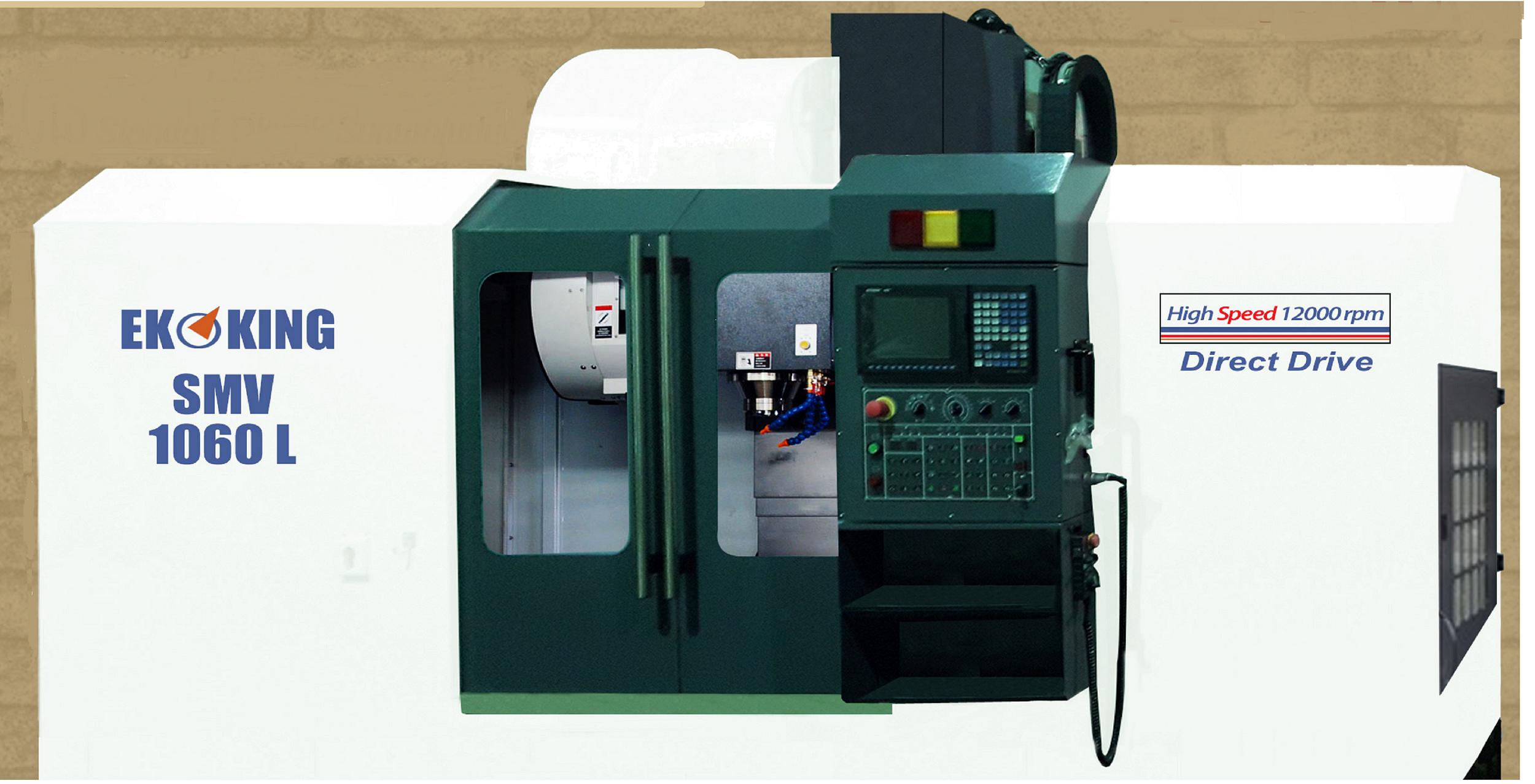 Ekoking CNC İşleme Merkezleri